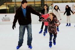 Learning Ice Skating