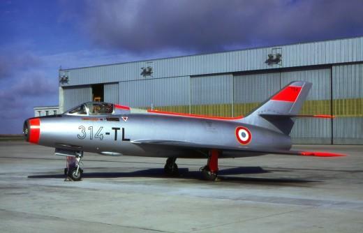 Dassault Mystere( Toofani)