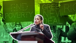 A Moment of Silence for the Green New Deal