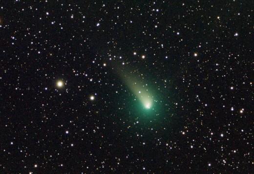 Comet C/2015 V2 (Johnson)