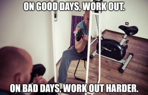 100+ Gym Selfie Quotes and Caption Ideas | TurboFuture