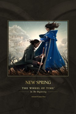 New Spring - a Wheel of Time Book Review