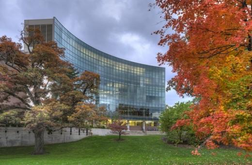 Wharton Center for Performing Arts, MSU