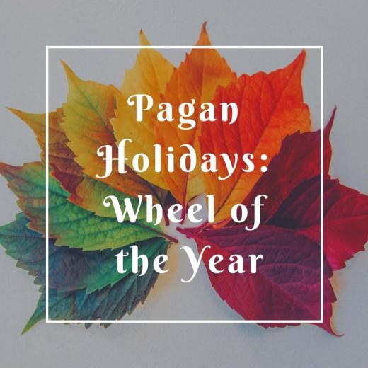 Wiccan Calendar 2019