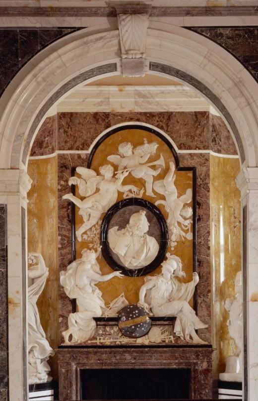 The Orangerie Marble Bath