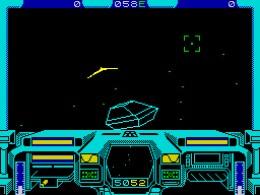 Starglider on the ZX Spectrum