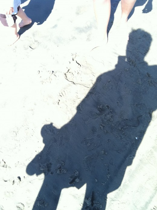 Are parents shadows of ourselves?
