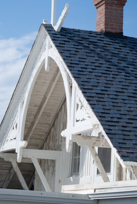 The Black Pelican is located in the historic the Kitty Hawk Lifesaving Station, constructed in 1874,