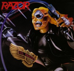 Razor - Evil Invaders (1985) - Review