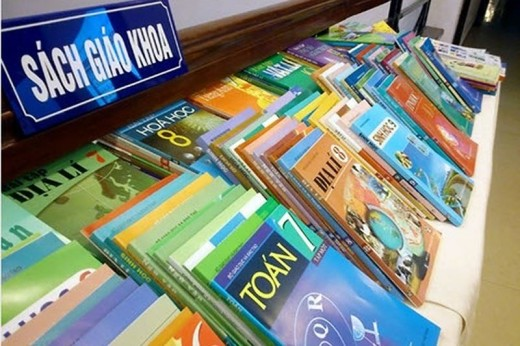 Textbooks in Vietnam