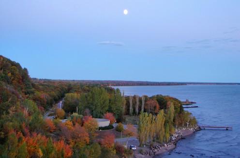 Gros Cap, Prince Township, Ontario, Canada