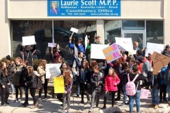 #StudentsSayNo:  The Kids Exercised Their Rights