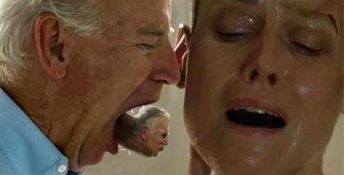Meanwhile, back at the Biden camp...