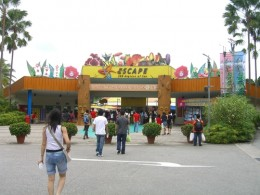 Escape Theme Park, Singapore