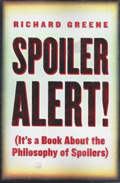 Book Review: 'Spoiler Alert' by Richard Greene