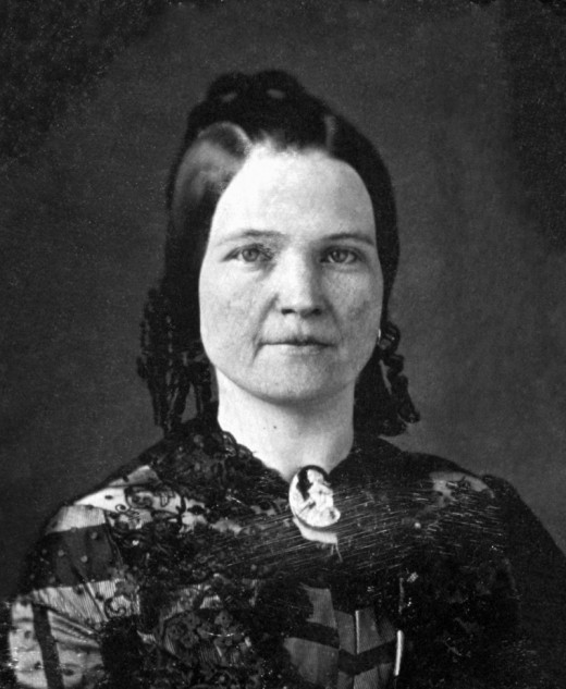 Mary Todd Lincoln (Lincoln's Wife)