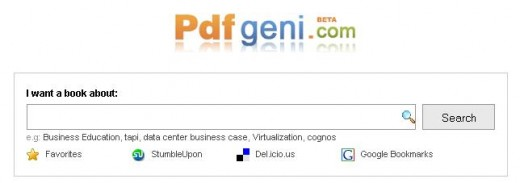 "Search and download eBooks from ""www.pdfgeni.com"""