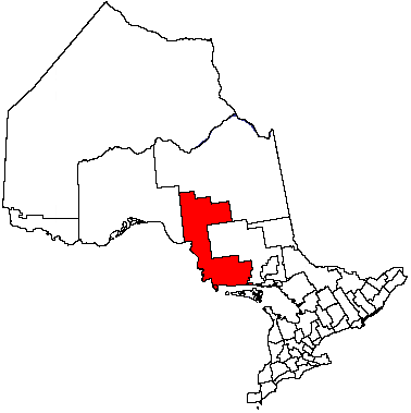 Algoma District, Ontario