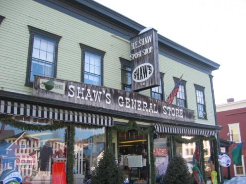 Main Street, Stowe, Vermont