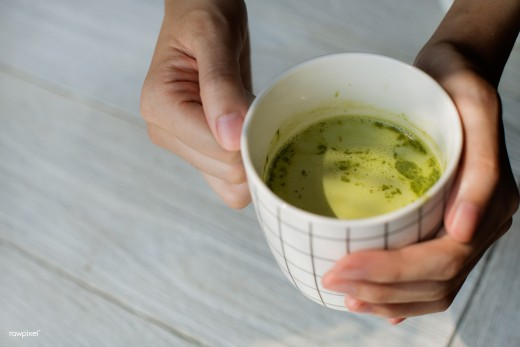 Drink Matcha for your Health!