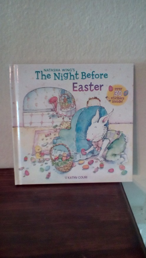 A fun read aloud in the form of another holiday favorite .  Children will recognize the similarities to the other holiday favorite.