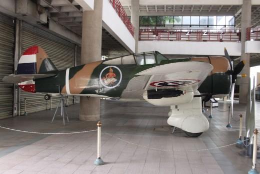 A Curtis H75-N Hawk