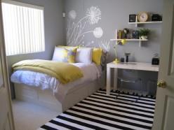 5 Teen Room Decorating Ideas