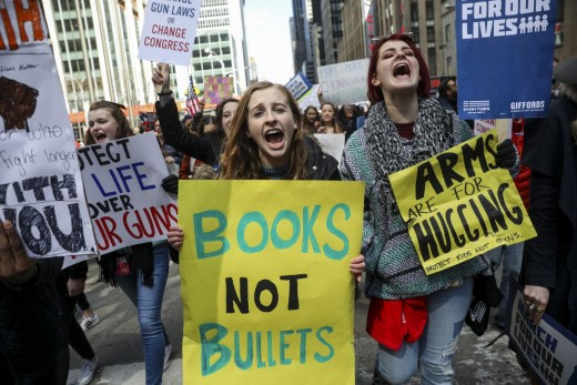 94 School Gun Violence Incidents in 2018 Highest since start of report in 1970 and 59 percent higher than the previous record of 59 in 2006.
