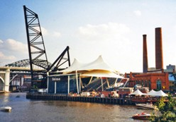 Nautica Pavilion, Cleveland, Ohio