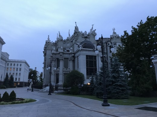 The House of Chimeras