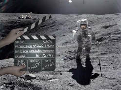 Men on the Moon: The Fake Lunar Landing and Other Hoaxes the Masses Fall For