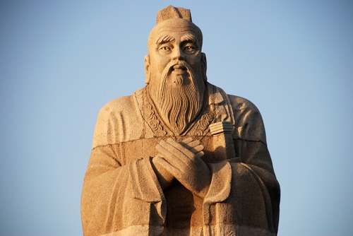 Confucius changed, has been changing, and will continue to change the world through his Analects.