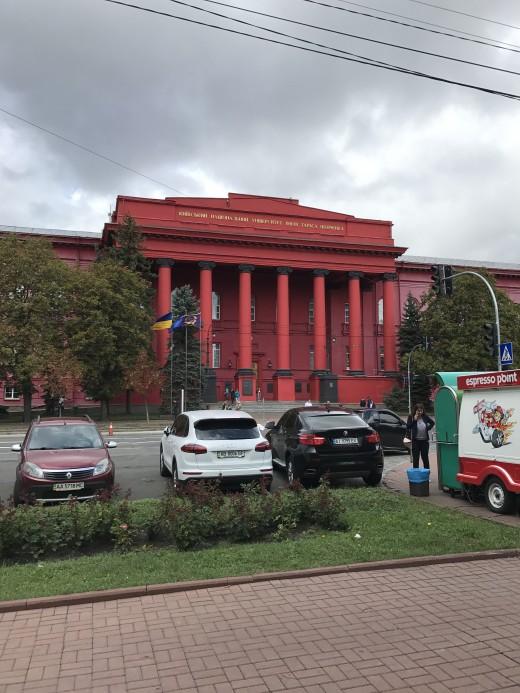 Taras Shevchenko National University of Kiev