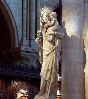 Our Lady Of Notre Dame!