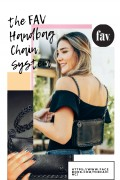 My Review of the FAV Handbag Chain System