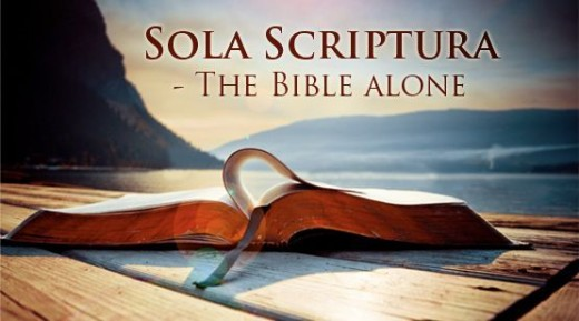 We do not live by man's opinions of the Word, but the Word defined by the Word alone.