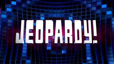 """Jeopardy!"" Game Show"