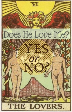Tarot for Love: Yes/No Answers