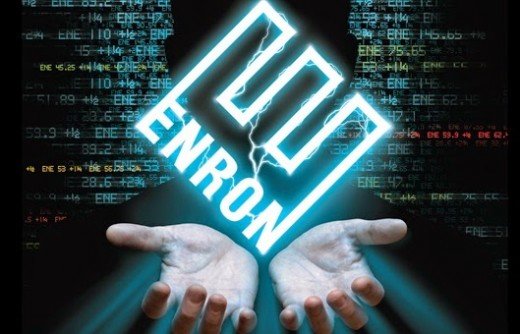 The Enron Scandal remains the worst case of bankruptcy in history