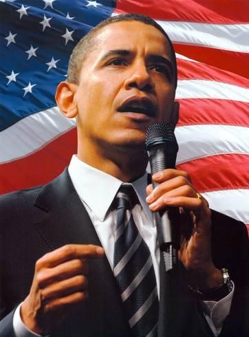 "Barack Obama ""Yes We Can"""