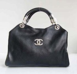 Nothing is quite as luxurious as an original Chanel leather tote bag.