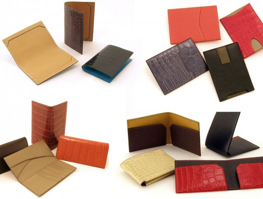 There are virtually endless styles of men wallet.