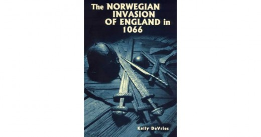 The Norwegian Invasion of England in 1066, Kelly DeVries