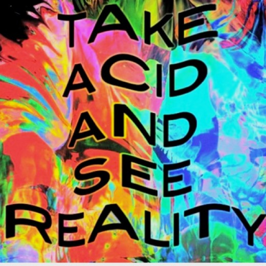 It's Acid Art!