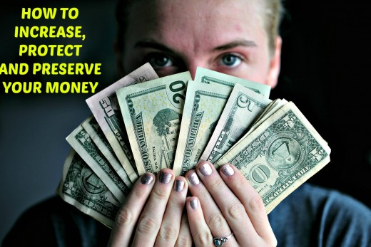 Advice for people who want to grow wealth and hang onto it!