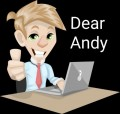 Pun Stories by Lori: Dear Andy Full of Entertainment