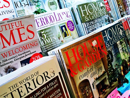 "Newsstands carry thousands of magazines which pay top dollar for professionally written ""Readers' Letters"""