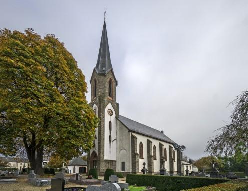Church of Basbellain