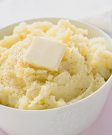 Mash Potato Dish