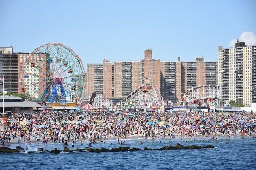 Coney Island is still New York City's summer playground